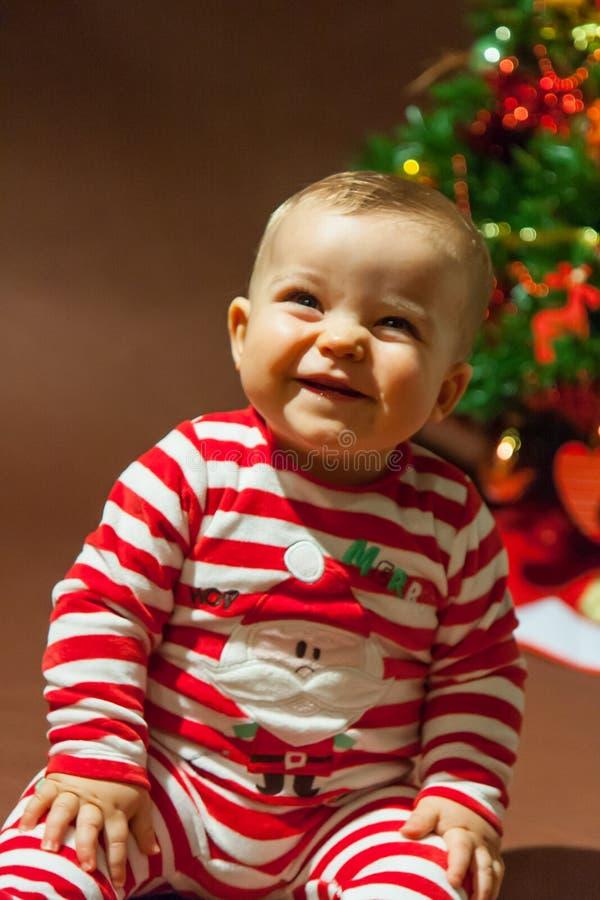 Noel de bébé images libres de droits