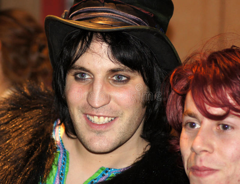 Download Noel Fielding At The Submarine Premiere Editorial Stock Image - Image: 16829699