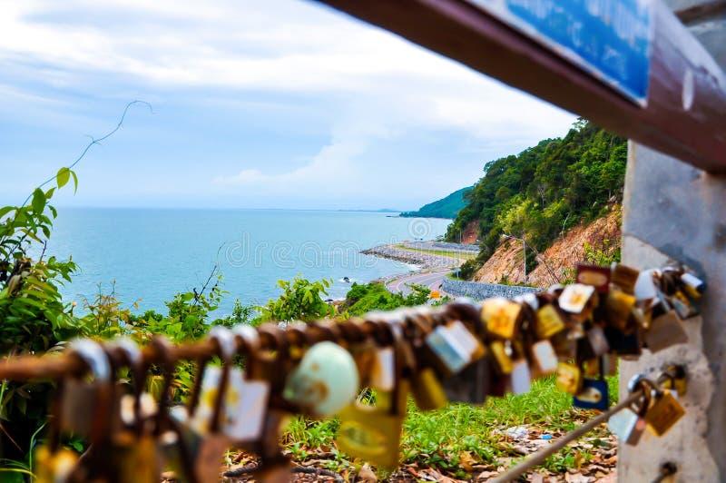 Noen-nangphaya widoku punkt zdjęcia stock