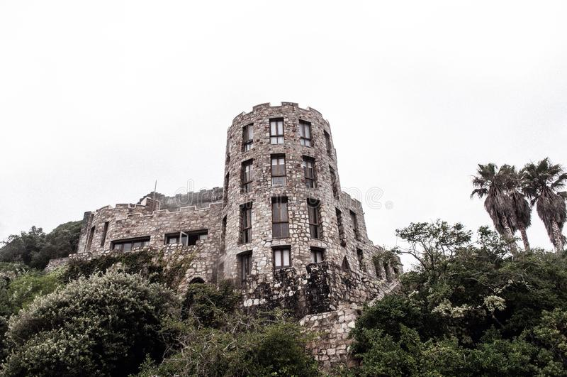 Noetzi-Schloss lizenzfreies stockfoto