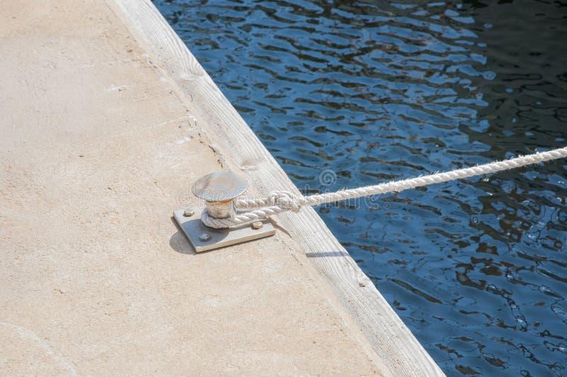Noeud de marin photo libre de droits