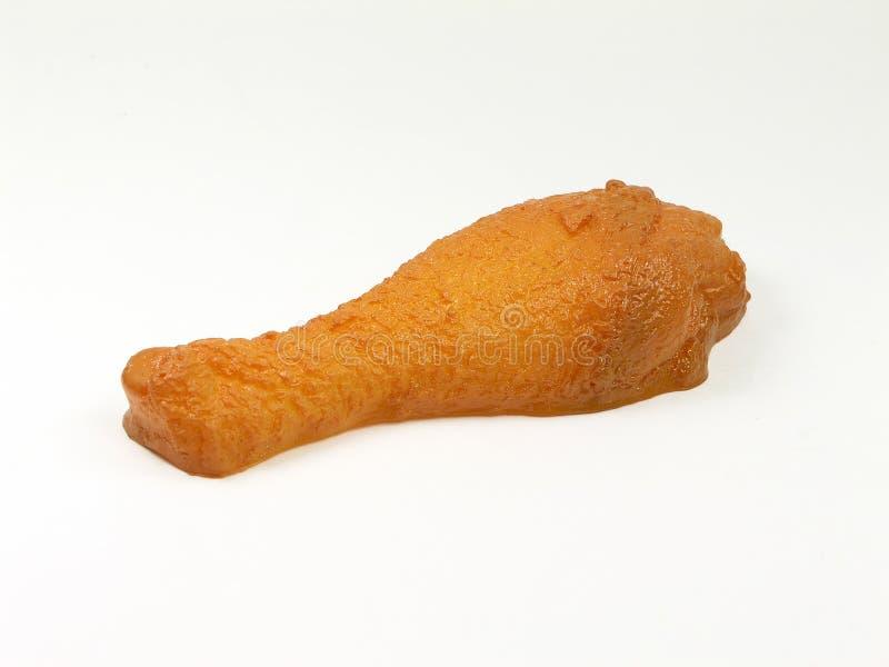 noga kurczaka obraz royalty free