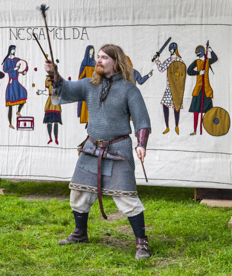 Download Medieval Entertainer editorial stock image. Image of actor - 29752269