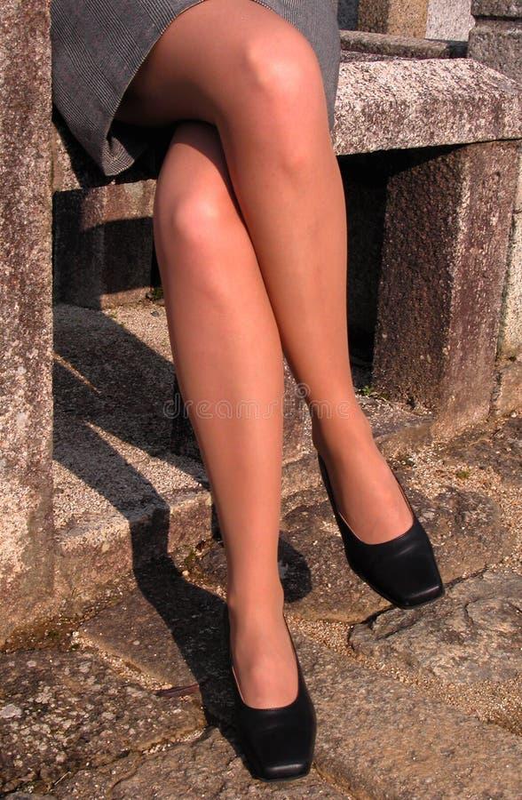 nogi 1 kobieta fotografia royalty free