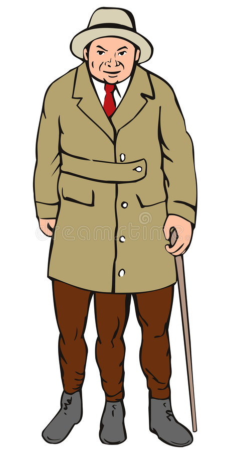 nogi człowieka 3 royalty ilustracja