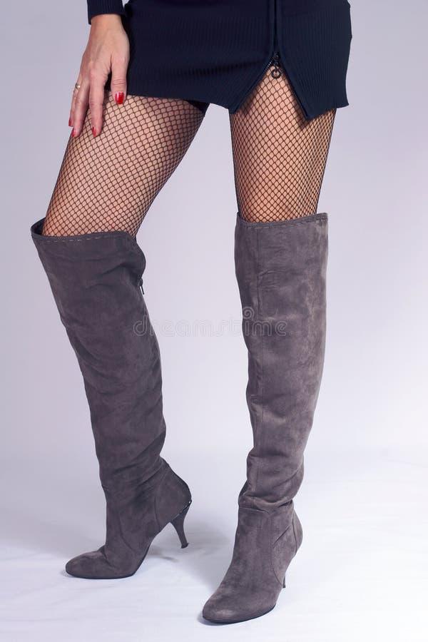 nogi foremnego fotografia stock
