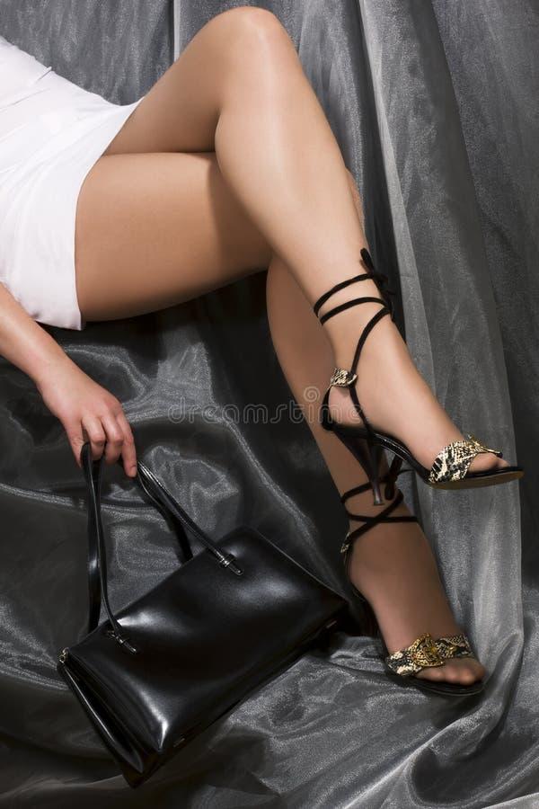 nogi kobiety zdjęcie stock