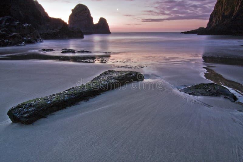 Nohoval, Irlanda fotografia stock libera da diritti