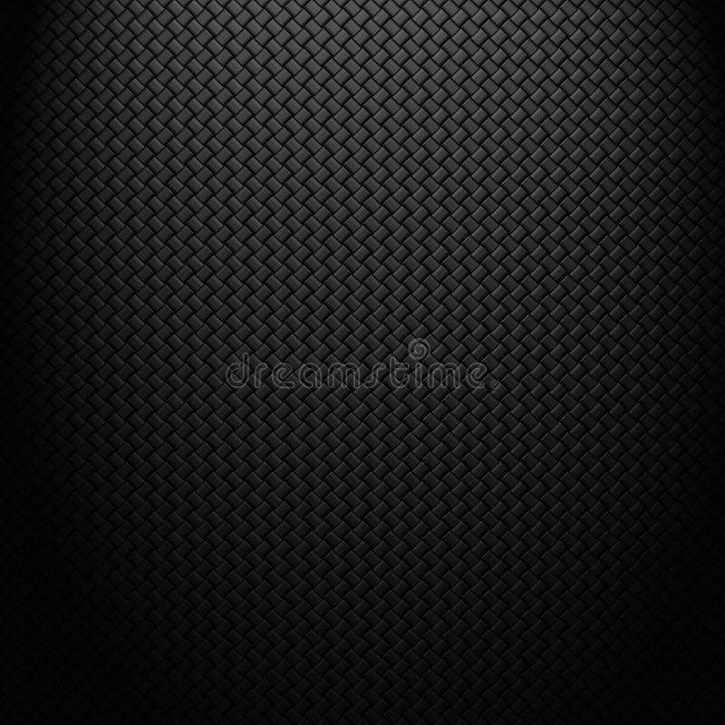 Noir illustration de vecteur