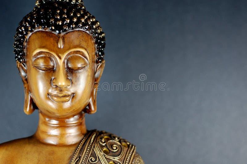 Noir 5 de Bouddha images stock