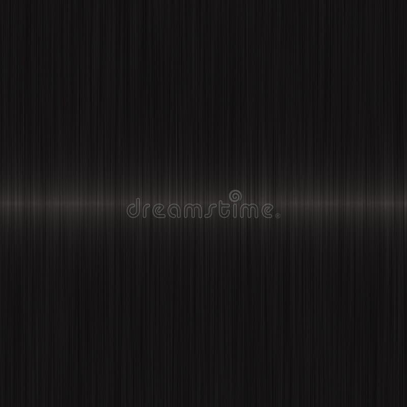 Noir balayé illustration libre de droits