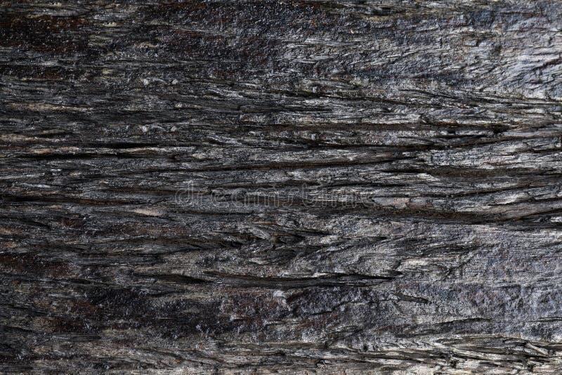 Noir en bois, noir en bois de planche, vieille vue supérieure en bois de table de texture en bois de mur, fond en bois de texture images stock
