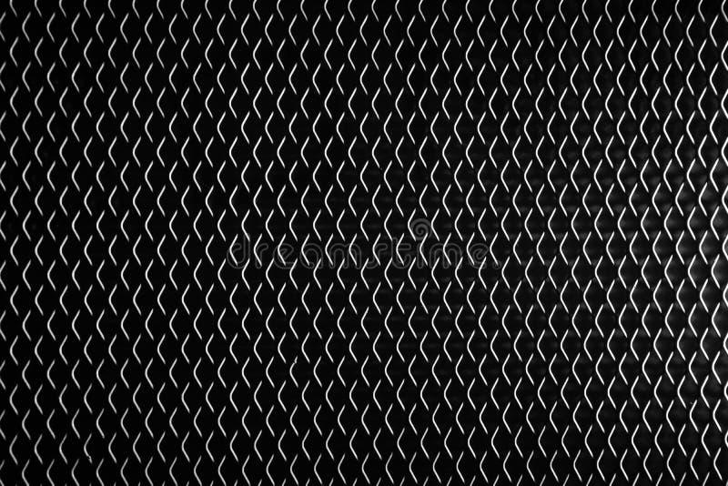 Noircissez le fond en métal photographie stock libre de droits