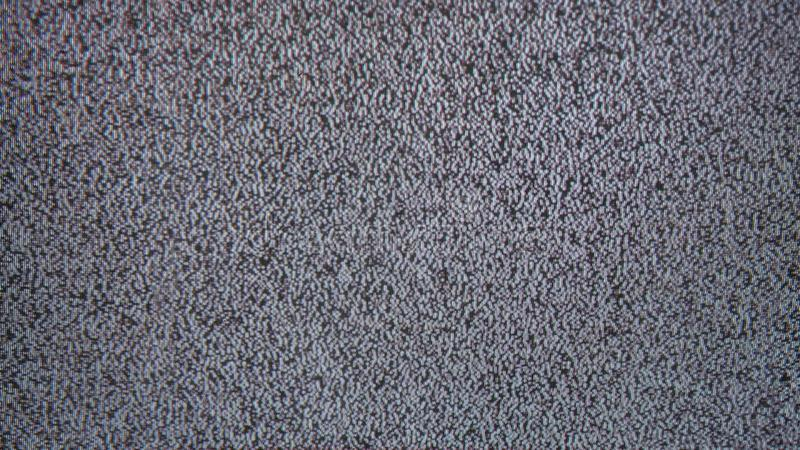 Noise interference tv bad signal screen the television. Noise interference tv bad signal screen television royalty free stock image