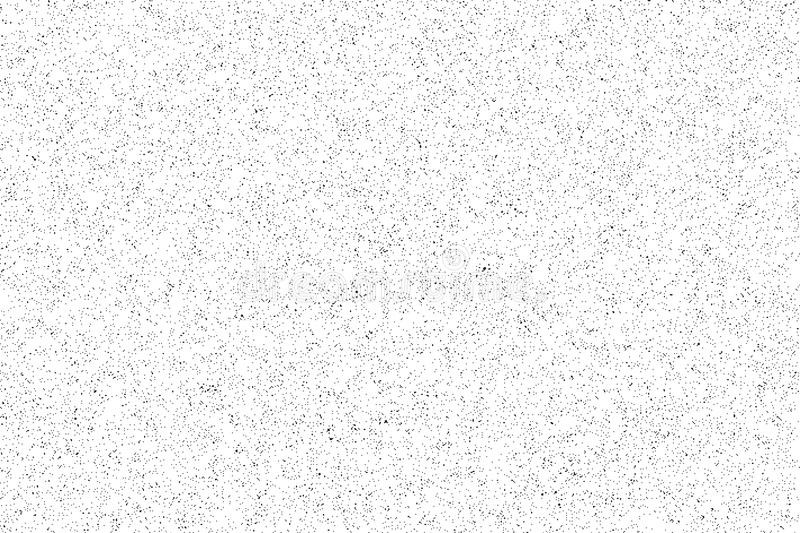 Noise pattern. seamless grunge texture. white paper. royalty free illustration