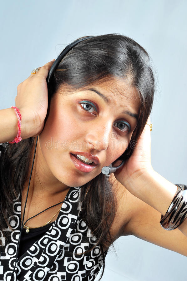 Download Noise pullution stock image. Image of loud, girl, annoyed - 10639323