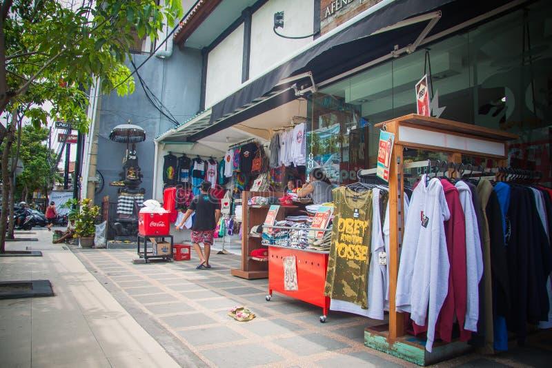 Kuta streets editorial image  Image of clothing, asia - 72964375