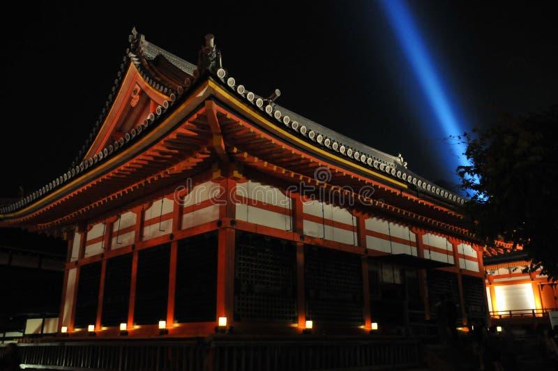Noite 2 de Kyoto imagem de stock