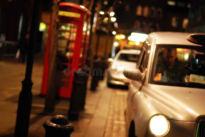 Noite de Londres foto de stock