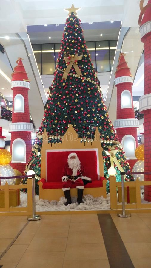 Noite de Natal fotos de stock royalty free