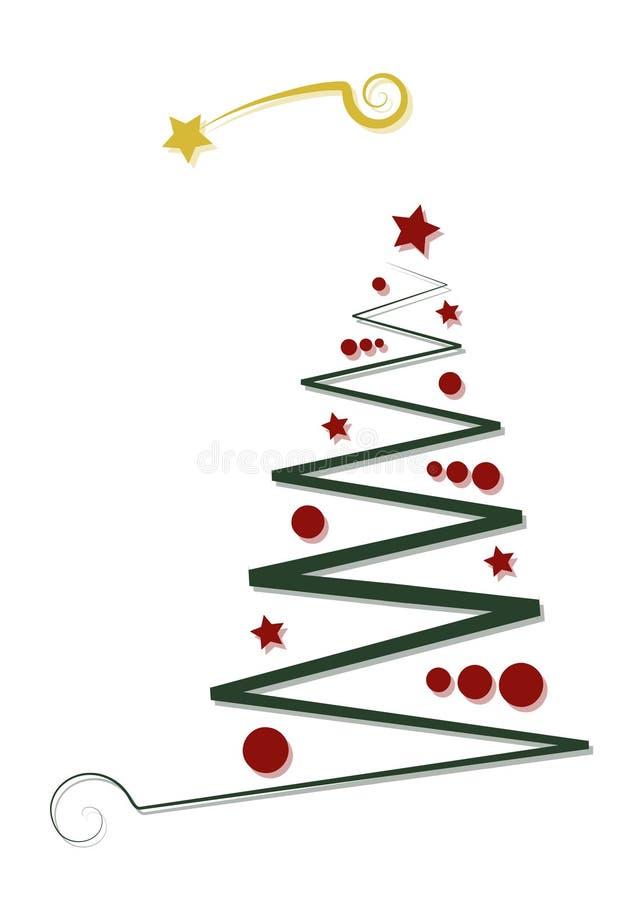 Noite de Natal ilustração do vetor