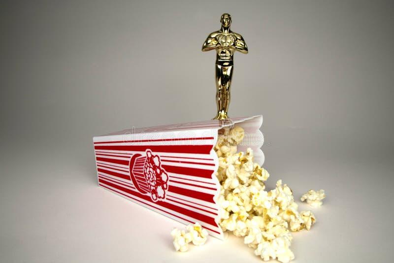 Noite de Oscar foto de stock royalty free