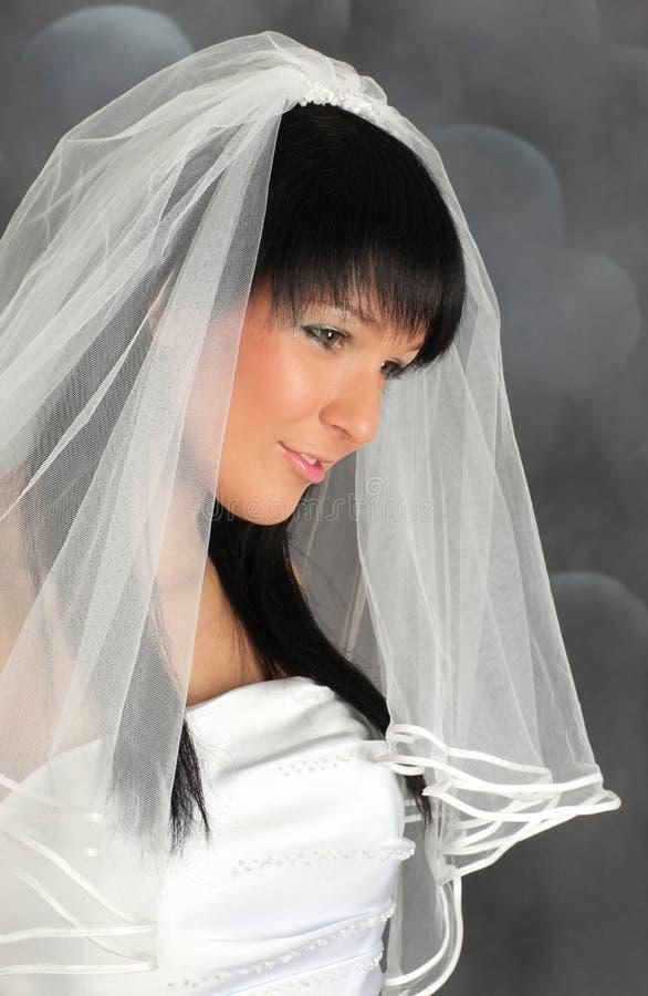 Noiva atrativa imagens de stock royalty free