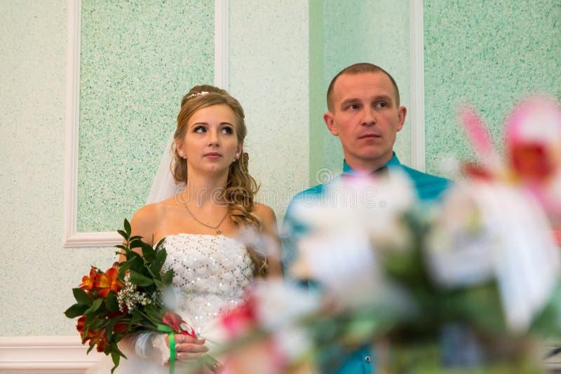 Download Noiva e noivo bonitos imagem de stock. Imagem de homens - 80100597