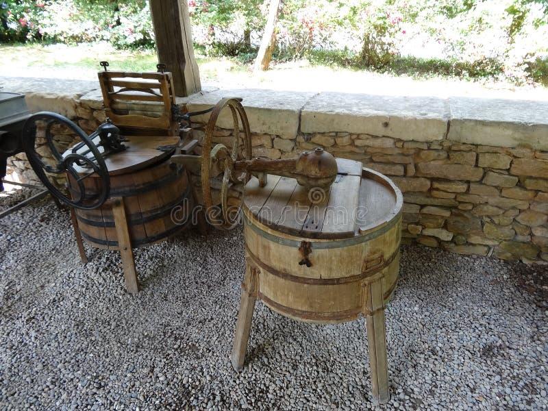 Noix Pressoir huile стоковое изображение
