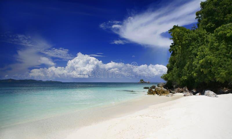 nok khai пляжа стоковые фото