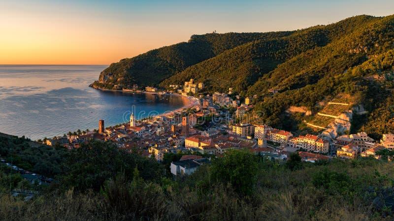 Noli Liguria obraz royalty free