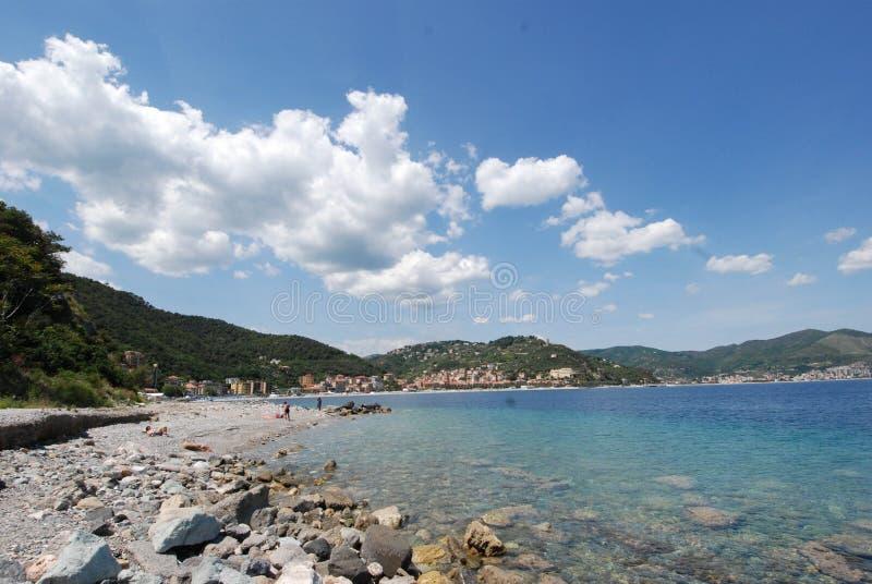 Noli, Liguria - Italia fotografia stock