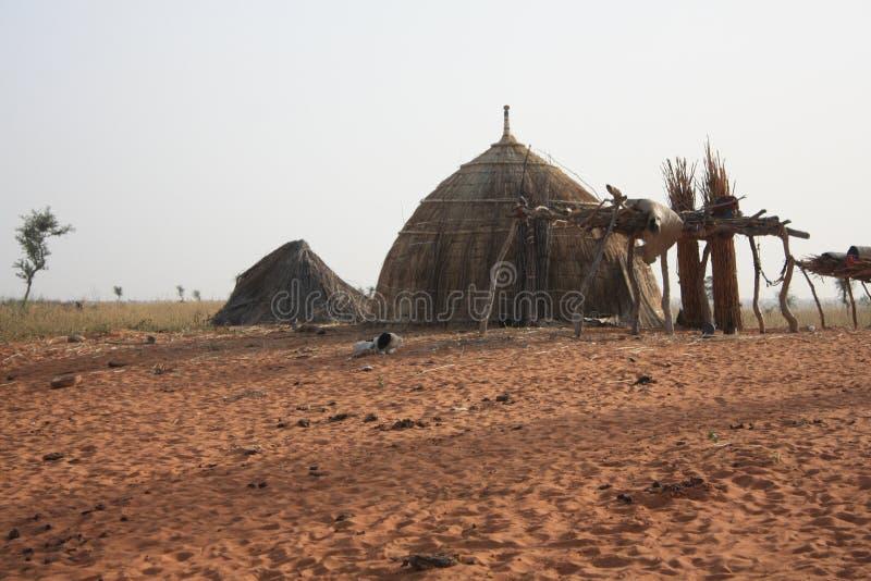 nomades de désert photographie stock libre de droits