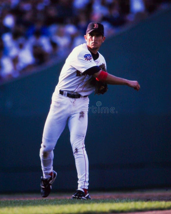 Nomar Garciaparra, Boston Red Sox royalty free stock photos