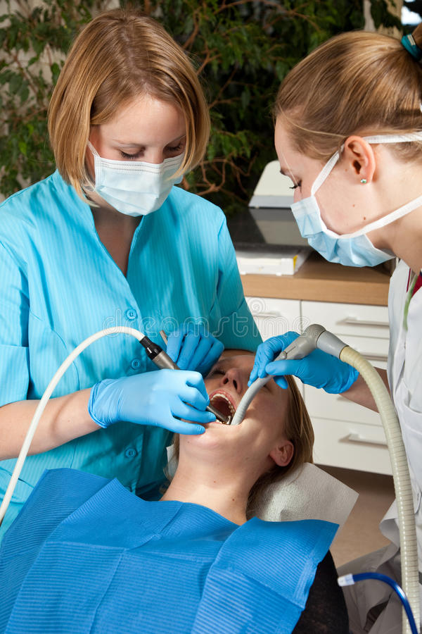 nominacyjny dentysta zdjęcie royalty free
