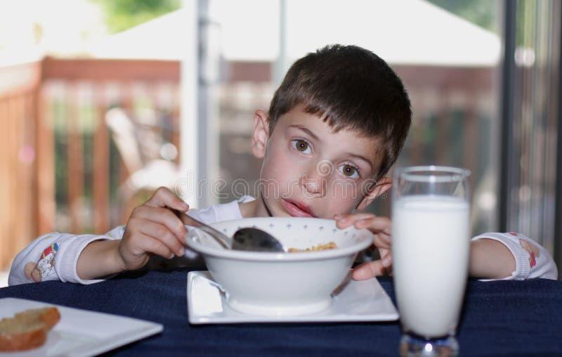 Non affamé photo stock