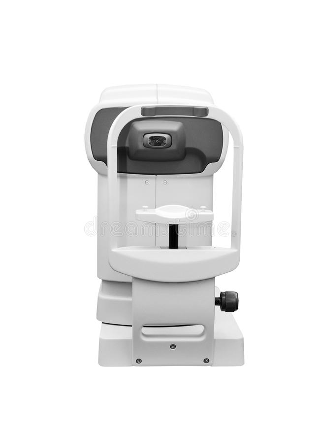Download Non-contact tonometer stock image. Image of automatical - 14166767