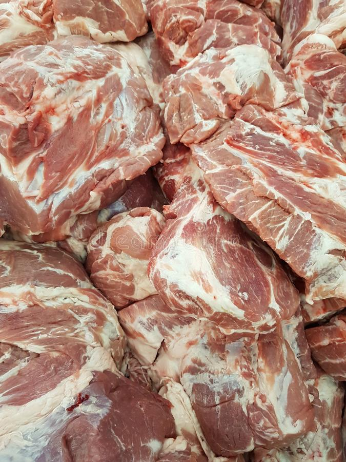 Non-toxic pork pieces available.Use for website/banner background. Availableuse, websitebanner royalty free stock photos