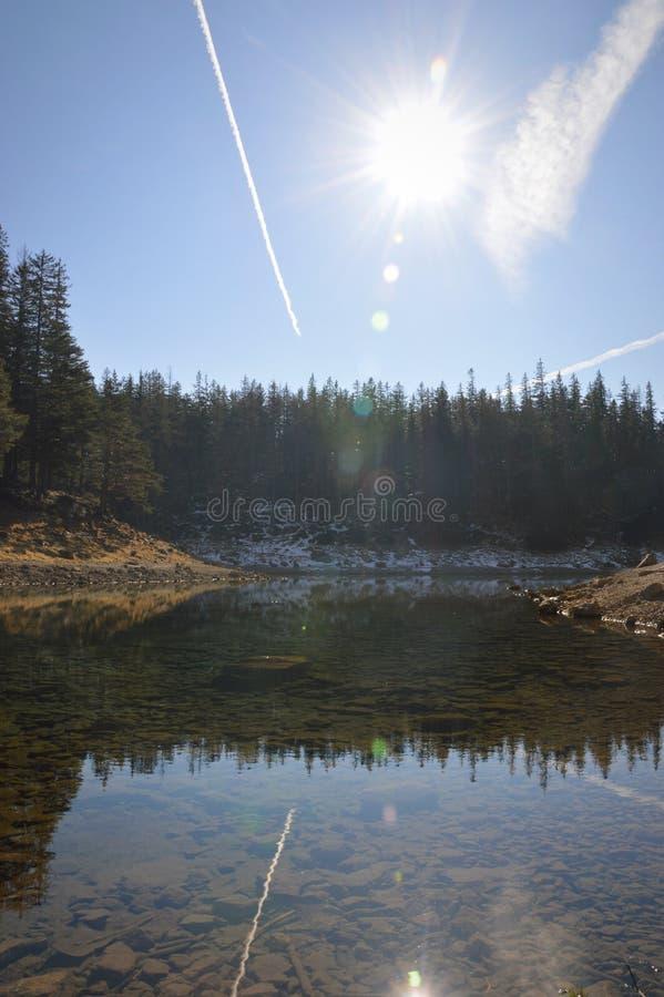 Download 湖 库存图片. 图片 包括有 阳光, 夏天, 晒裂, 反映 - 59111185