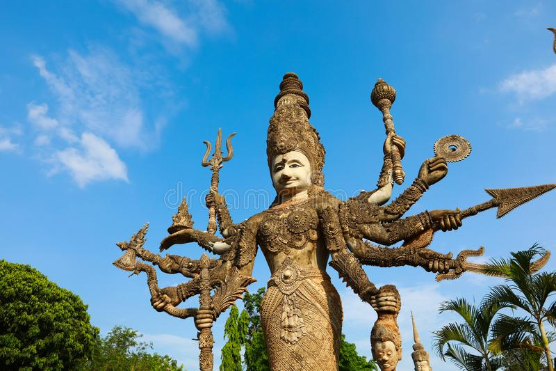 Nong Khai, Tailandia imágenes de archivo libres de regalías