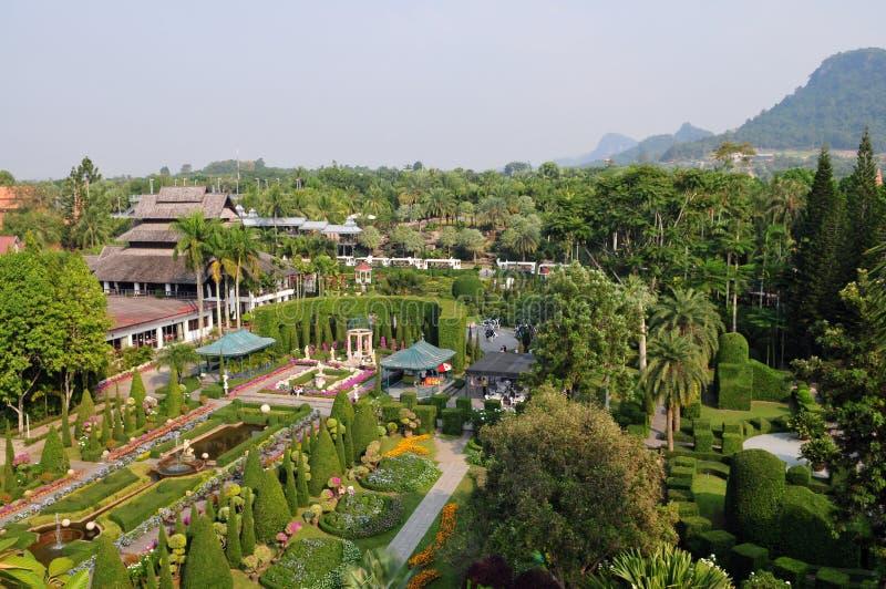 Download Nong Nooch Garden stock image. Image of landscape, life - 13503967