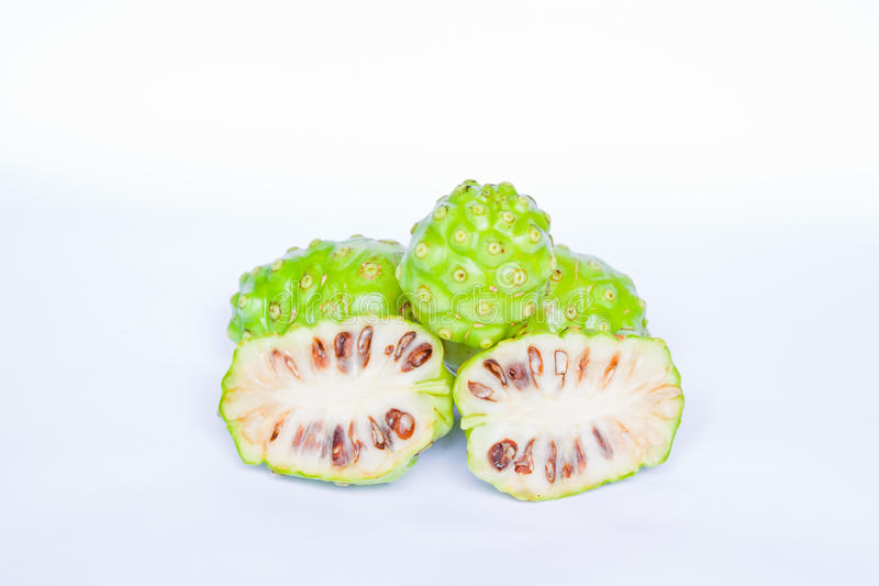 Noni fruit royalty free stock photos