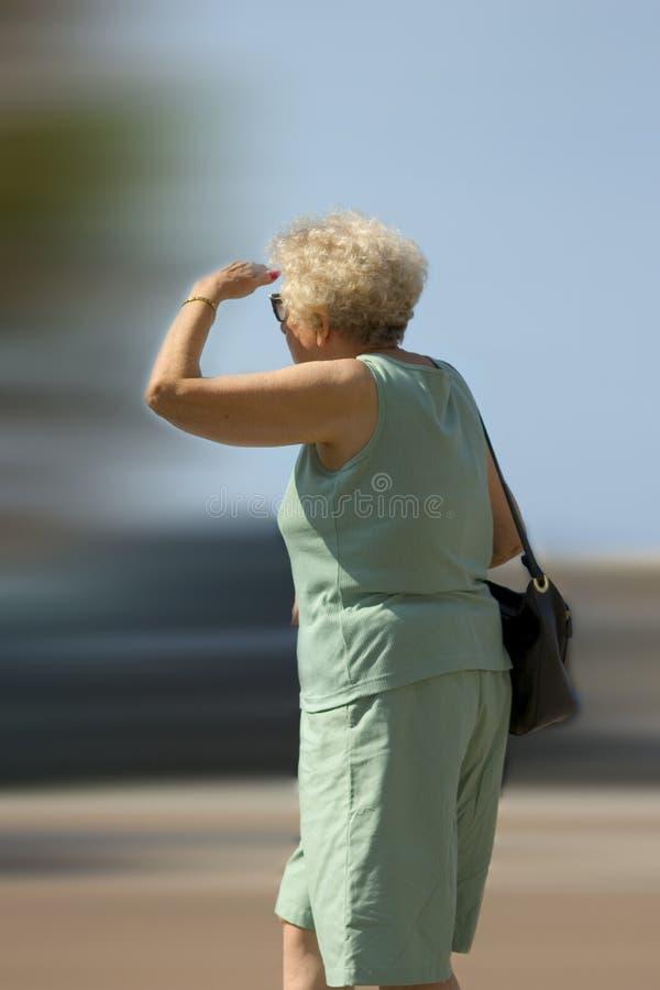 Nonna Immagini Stock Libere da Diritti
