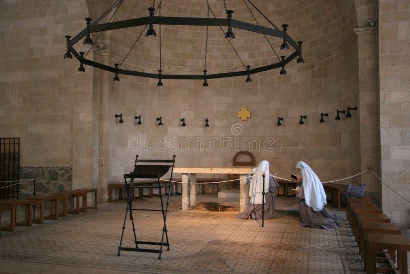 Nonnes de prière photos libres de droits