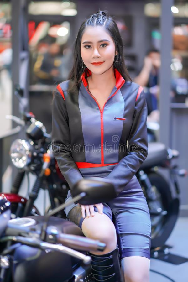 Motor Expo Thailand 2019 stock photo