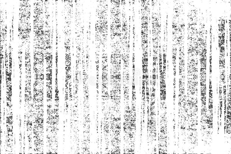 Nood, vuiltextuur Vector illustratie Kan als prentbriefkaar worden gebruikt Patroon met barsten vector illustratie