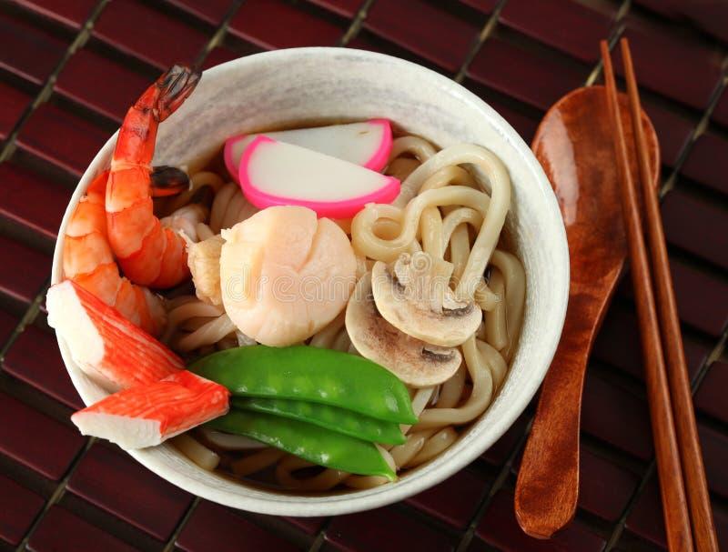noodle πιάτων ιαπωνική δημοφιλή&sigmaf στοκ εικόνες