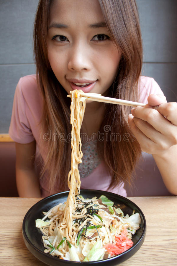 Noodle royalty free stock images