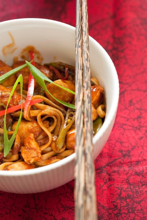 Download Noodledish stock image. Image of chicken, bowl, dish - 10168041