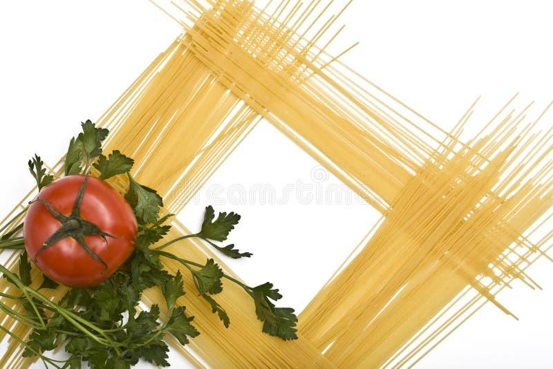 noodles πλαισίων στοκ εικόνα